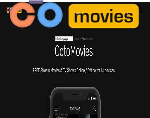 CotoMovies APK V 2 4 0-Update – CotoMovies